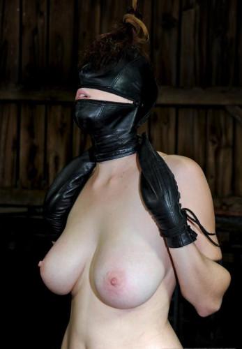 Beautiful boobs in a good BDSM