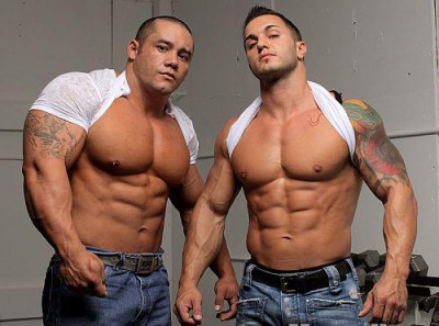 Muscle Grapplers