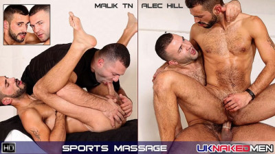 Sports Massage (Malik TN, Alec Hill)
