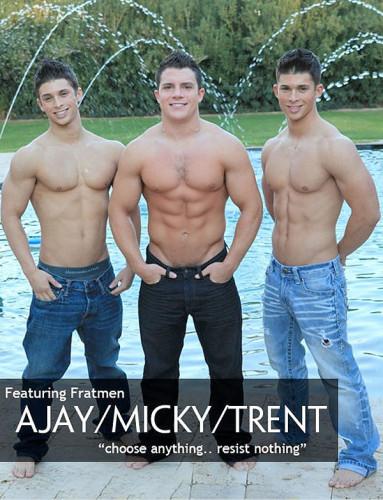 Ajay,Micky & Trent