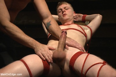 Edging Two Studs!