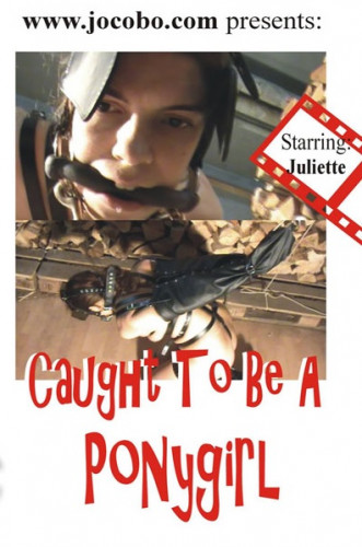 JulietteCaptured – Caught To Be A Ponygirl