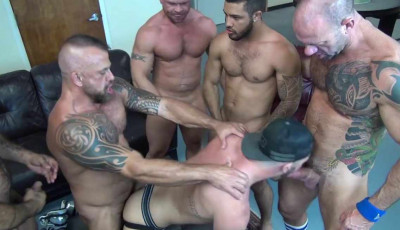 Bears At Gang Bang!