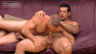 Worked Over: Scene 1: Dirk Caber & Marcus Ruhl