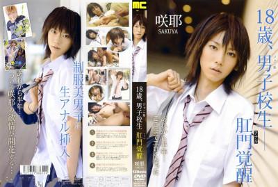 Sakuya 18yo Anal Arousa