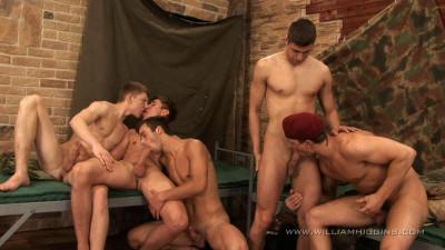 Wank Party 2013 #04, Part 1