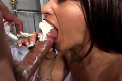 Whipped cream BJ