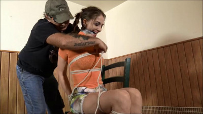 A Sadistically Tight Hogtie For Terra – Terra Mizu