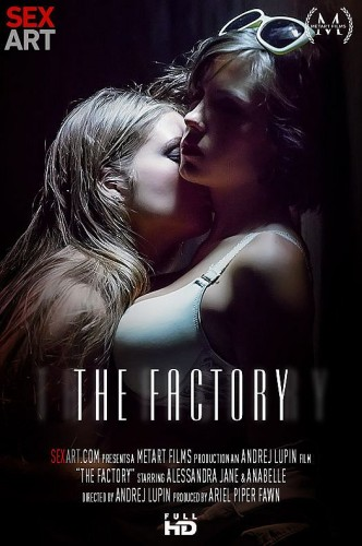 Alessandra Jane, Anabelle – The Factory FullHD 1080p
