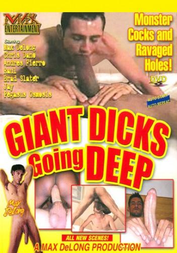 Giant dicks going deep
