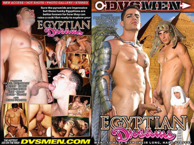 Egyptian Dreams - Beautiful Men