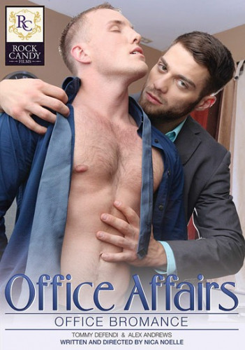 Rock Candy - Office Affairs: Office Bromance - Alex Andrews & Tommy Defindi