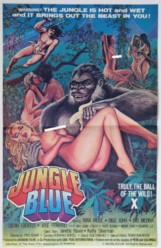 Jungle Blue (1978) (Carlos Tobalina, Diamond Films)