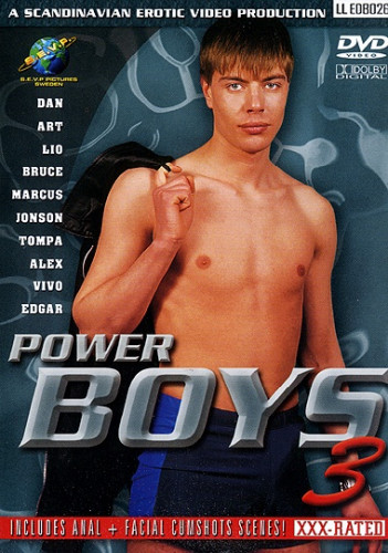 Power Boys vol.3.