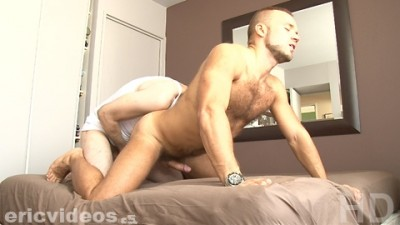 Ericvideos - David Andrzej gets filled up by Darko