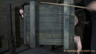 InfernalRestraints-Boxed and Fucked - Elise Graves