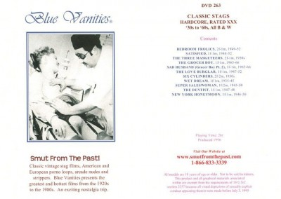 Classic Stags 263: 30's To 60's (1960)