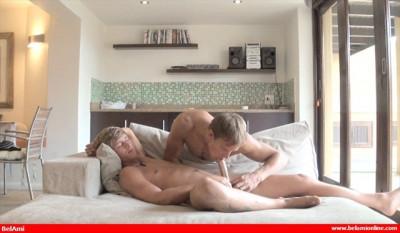 Kevin Warhol & Luke Hamill Condom Free