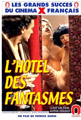 AFrance - L'Hotel Des Fantasmes (1978) (Remast)