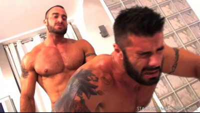 SHomme - Spencer Reed pounds Alex Marte in Daydreaming