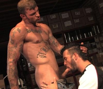 Rear Deliveries (Sc 3) (Ricky Sinz and Manuel Deboxer)