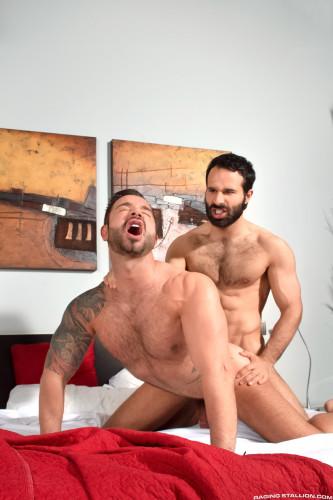 Sexo en Barcelona - Part 1, scene 03 with Aybars Martin Mazza (2013)