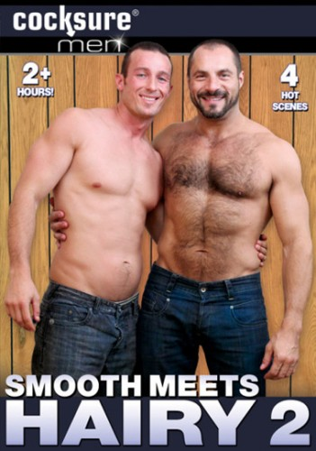 Cocksuremen - Smooth Meets Hairy 2