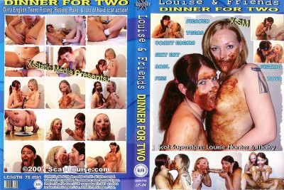 Louise Hunter and Maisy - Dinner for Two