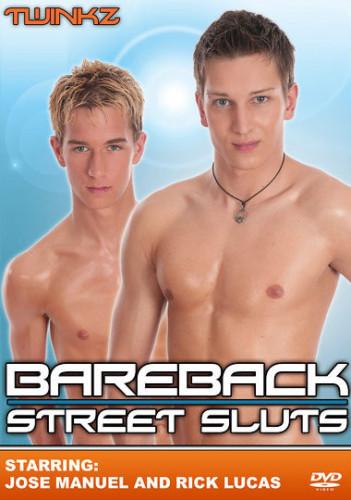 Twinkz - Staxus - Bareback Street Sluts