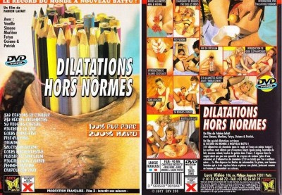 Dilatations Hors Normes#1 (1998) DVDRip