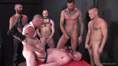 Patricks Gang Bang Jacob Slader Chris Perry Patrick OConnor, Tony Bishop, Dolf Dietrich (2017)