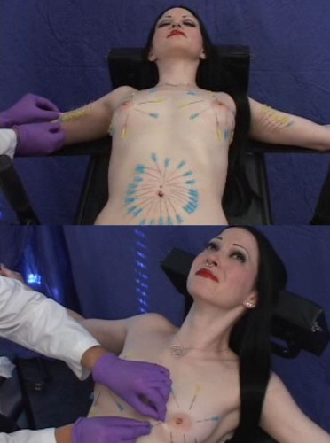 ShadowPlayers - Lillith Nipple Torture