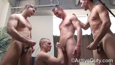 Axl, Bric, Chaz & Kaden