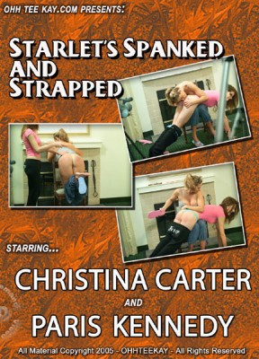 StarletS Spanked And Strapped