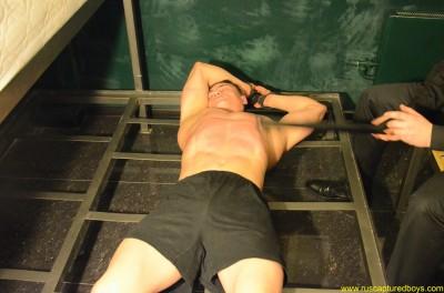 Bodybuilder Vasily in Jail. Final Part