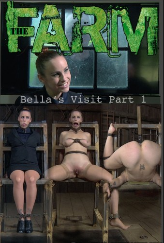 The Farm: Bella's Visit Part 1 - Bella Rossi (Sep 5, 2014)