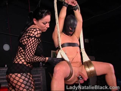 Lady Natalie Black — Anal Bitch