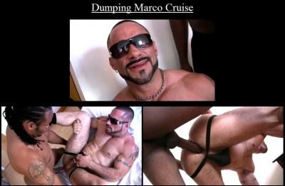 MACHOFUCKER -Dumping Marco Cruise  07-2011 (Studs, Muscules, Oral, Anal, Cu, Shots, Bareback)