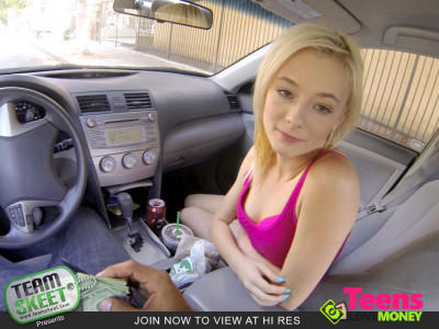 Maddy Rose - Tiny Hitchhiker Gets Fucked FullHD 1080p