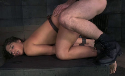 Sexy Starlet Abella Danger Shackled