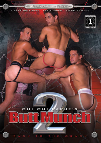 Butt Munch — part 2 Back to the Crack