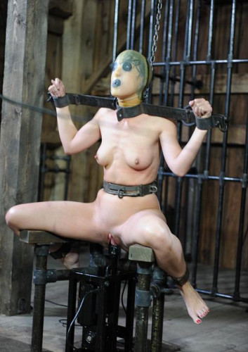 Super hot BDSM with the slave