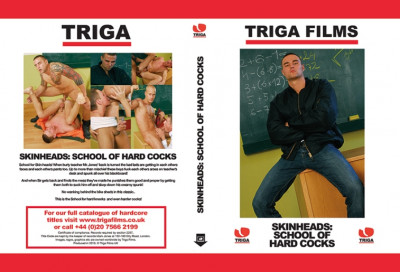 Triga Films Skinheads School of Hard Cocks