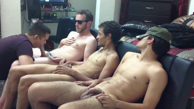Straightboyz – Hookup 273 – gay rimming clips previews trailors Brendt, Jako and Jaxon Serviced Until They Shoot Their Hot Cum , son gays boy stud.