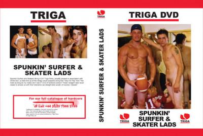 Spunkin' Surfer and Skater Lads