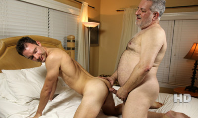 HotOlderMale - Daddy Luciano and His Boy