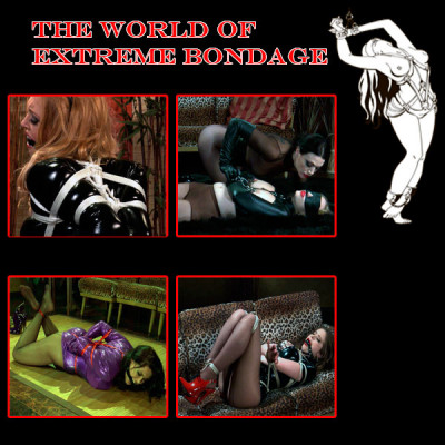 The world of extreme bondage 142