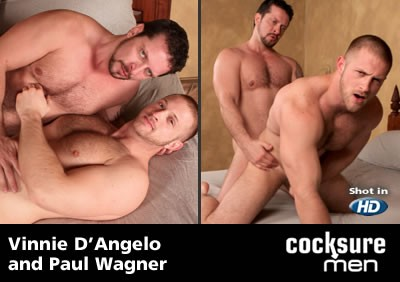Vinnie D'Angelo and Paul Wagner
