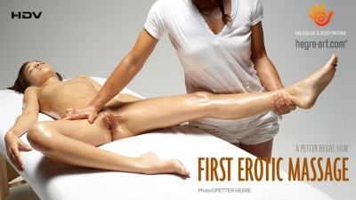 Hegre-Art — First Erotic Massage