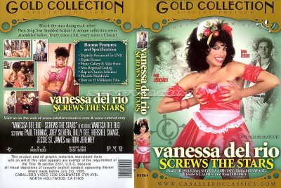 Vanessa Del Rio Screws The Stars (Compilation, Caballero Home Video)